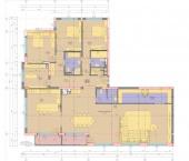 Апартамент 15-21A - ниво 5 - площ 285,79 м2