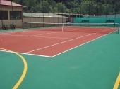 Каучукови настилки Mondo за външни спортни площадки