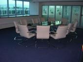 Офис помещение, изпълнено с мокет Vorwerk